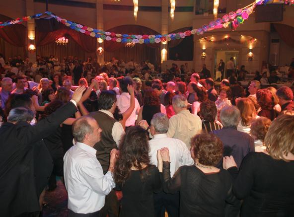 Ετήσιος χορός του Συλλόγου Θεριζοαλωνιστών Ν. Γρεβενών