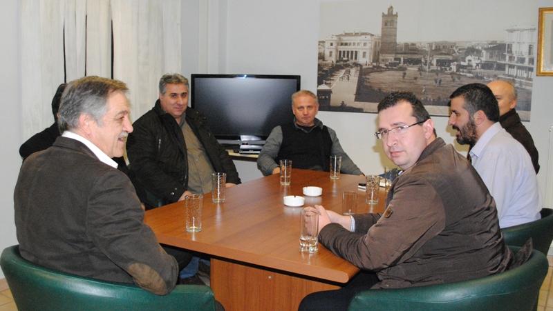 Συνάντηση Κουκουλόπουλου και εκπροσώπων των Αστυνομικών Υπαλλήλων
