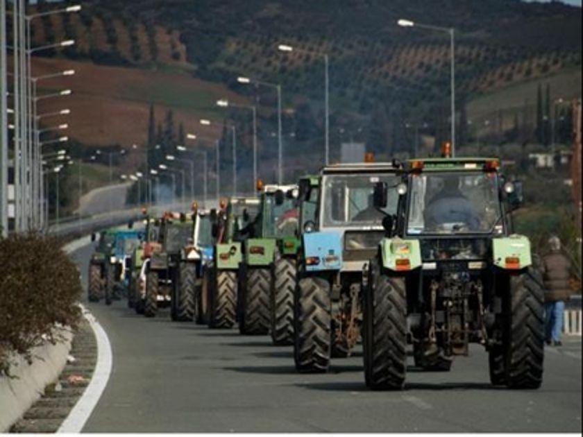 Κινητοποιήσεις Αγροτών περιοχής Αμύνταιου