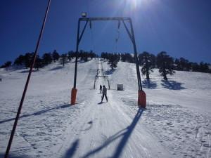Προκριματικός και Τελικός Αγώνας Χιονοσανίδας στο Εθνικό Χιονοδρομικό Κέντρο Βασιλίτσας