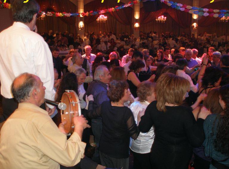 Ετήσιος χορός του Συλλόγου Γρεβενιωτών Καστοριάς
