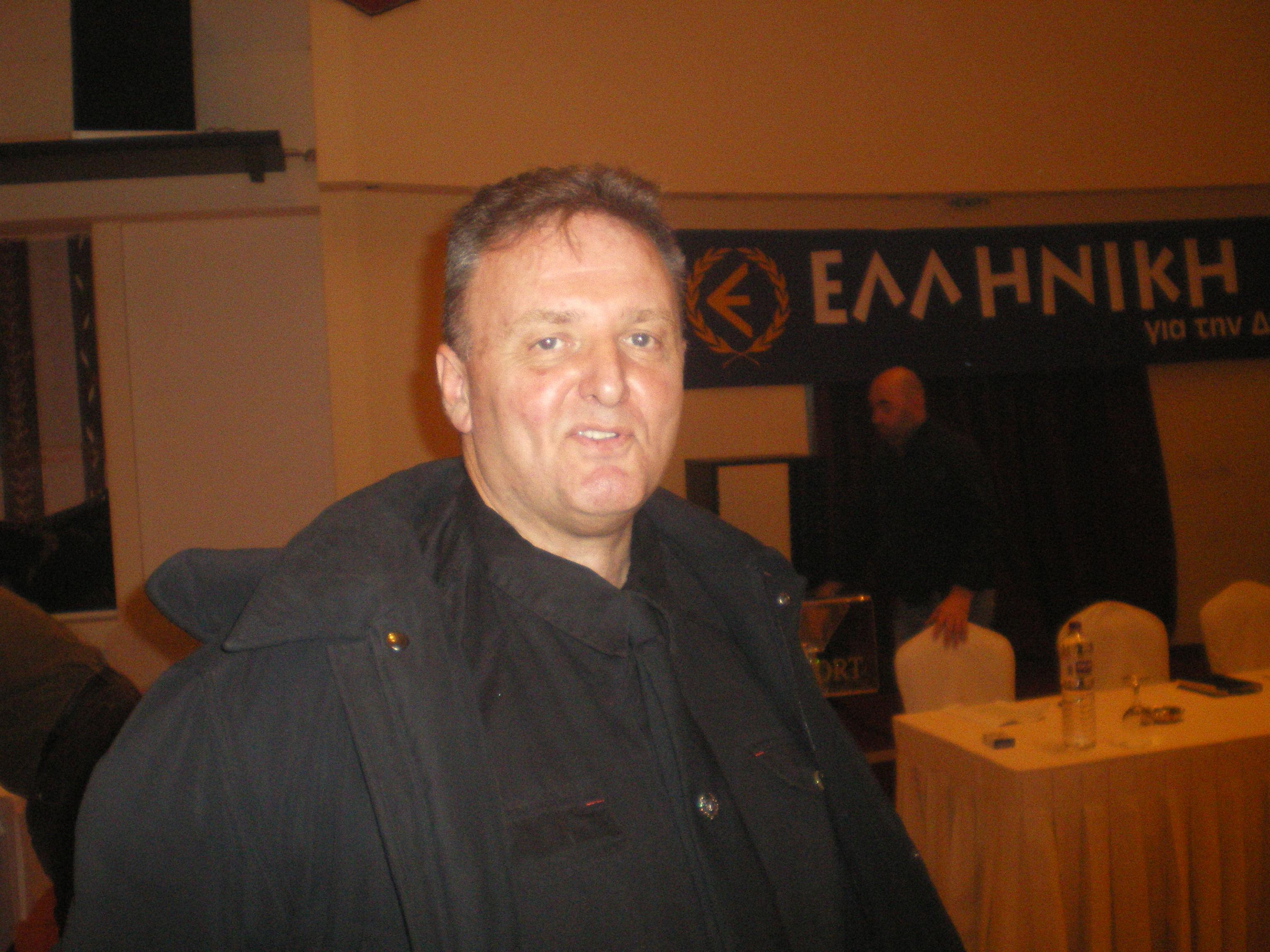 Υποψήφιος περιφερειάρχης με τη Eλληνική (Χρυσή) Αυγή ο δικηγόρος Νίκος Κουρκούτας – Ποιοι είναι οι υποψήφιοι Αντιπεριφερειάρχες (Βίντεο)