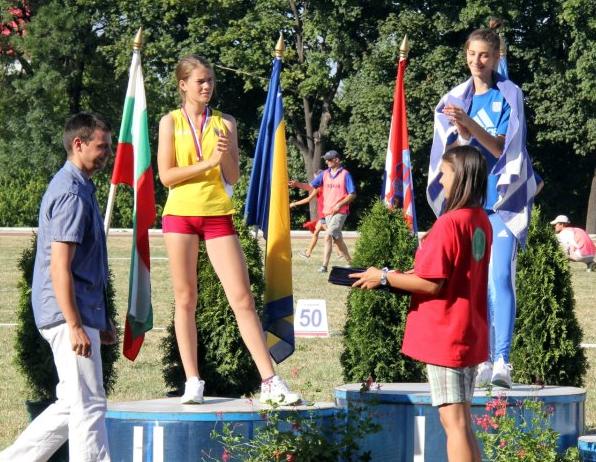 Στην Εθνική Νεανίδων η Ζάκκα Ιωάννα της Γυμναστικής Ένωσης Γρεβενών