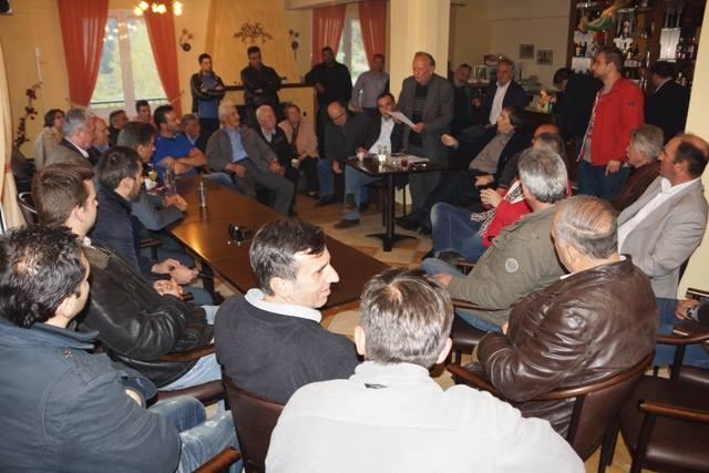 Επισκέψεις του Υποψήφιου Δημάρχου Γρεβενών κ. Γεωργίου Δασταμάνη και μελών του συνδυασμού «Γρεβενά-Συμμετέχω Ενεργά» στις τοπικές κοινότητες της Δημοτικής Ενότητας Θεοδώρου Ζιάκα (φωτογραφίες)
