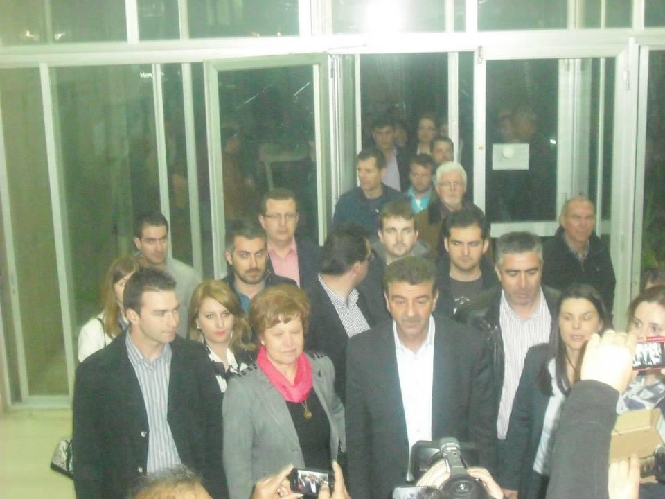 Γιώργος Δασταμάνης: Κατάθεση συνδυασμού (video)
