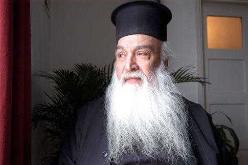 Σε κέντρο αποκατάστασης της Θεσσαλονίκης ο Μητροπολίτης Γρεβενών κ.κ Σέργιος