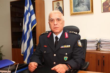 Ο Γρεβενιώτης Δημήτριος Τσακνάκης είναι ο νέος αρχηγός της Αστυνομίας