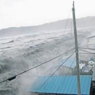 Τα μεγαλύτερα τσουνάμι της ιστορίας