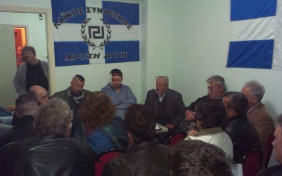 Καστοριά: Εγκαίνια γραφείων της «Ελληνικής Αυγής». Δελτίο τύπου