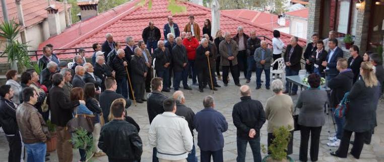 Φωτογραφίες~ Ο Υποψήφιος Δήμαρχος Γρεβενών Γιώργος Δασταμάνης, επισκέφθηκε τις τοπικές κοινότητες Κοσματίου, Σταυρού, Τρικώμου και Μοναχιτίου