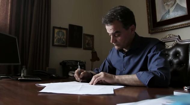 Θ. Καρυπίδης : Ευχές στους μαθητές για καλή επιτυχία