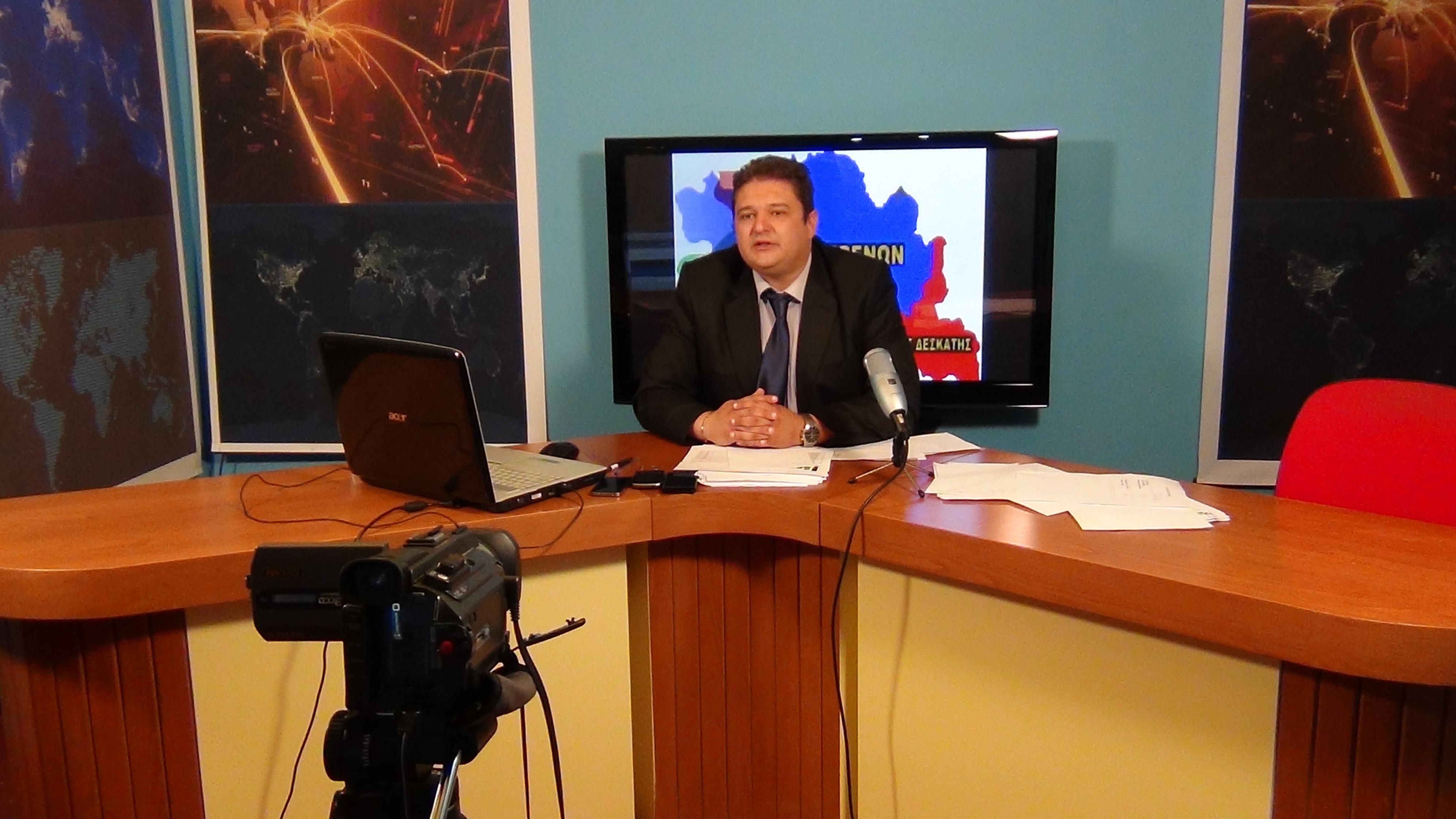 Κανάλι 28 : LIVE Μετάδοση των  Αποτελεσμάτων των Περιφερειακών Εκλογών