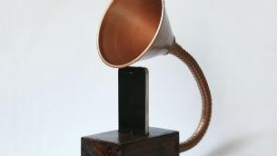Φτιάξτε γραμμόφωνο-ηχείο για smart phones