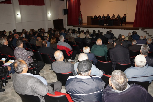 Φωτορεπορτάζ~Τις τοπικές κοινότητες των Δημοτικών Ενοτήτων Γόργιανης και Ηρακλεωτών επισκέφτηκε την Κυριακή ο Υποψήφιος Δήμαρχος Γρεβενών κ. Γιώργος Δασταμάνης