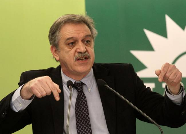 Αναπληρωτής Υπουργός Αγροτικής Ανάπτυξης ο Πάρις Κουκουλόπουλος