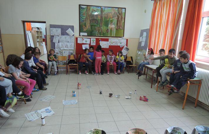 «H ΔΙΑΔΥΜΑ ΑΕ σε δράση για την ανακύκλωση στο Δημοτικό Σχολείο του Νεστορίου»