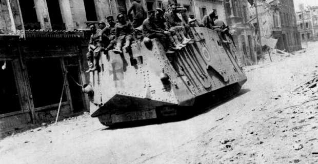 1914-2014: 100 χρόνια από την έκρηξη του Α΄ Παγκόσμιου Πολέμου