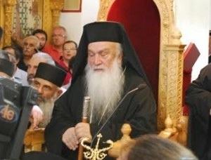 Ανακοίνωση της Ιεράς Μητρόπολης Γρεβενών – Το πρόγραμμα της κηδείας του Μητροπολίτη Γρεβενών Σεργίου