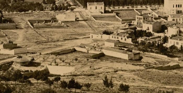 Οταν η αριστοκρατία της Αθήνας ζούσε δίπλα σε στάβλους και αγροικίες. …