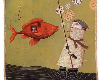Ο ψαράς και η χαμένη ευκαιρία… – Χόρχε Μπουκάι