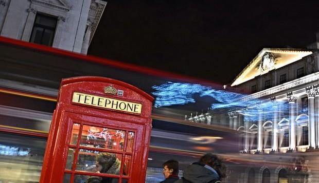 Ψάχνοντας δουλειά στο Λονδίνο