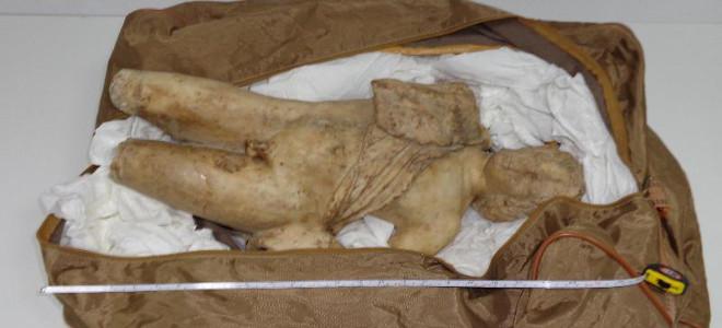 Συνελήφθη 50χρονος Κοζανίτης και αρχιφύλακας για … αρχαιοκαπηλία – Στο 1 εκατ. ευρώ η ΄΄λεία΄΄ (φωτογραφίες)