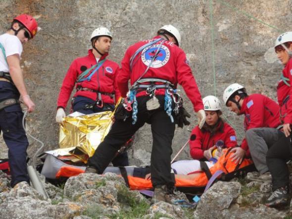 Όλυμπος: Τραυματίστηκε 15χρονος ορειβάτης