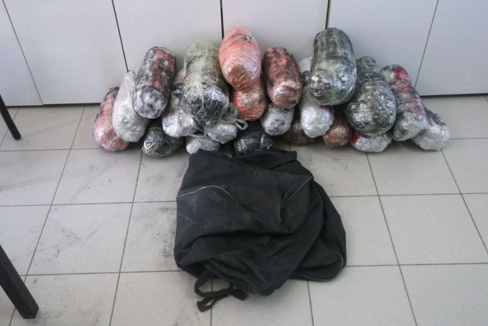 Σύλληψη δύο ατόμων στην Κρυσταλλοπηγή Φλώρινας για εισαγωγή και μεταφορά ναρκωτικών ουσιών
