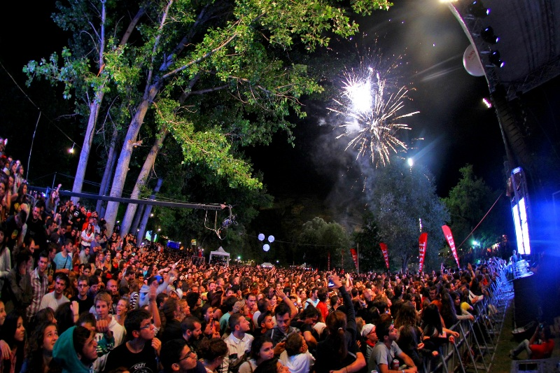 Θα δω την Εθνική Ελλάδας του Τραγουδιού και της Τέχνης στο 36ο RiverParty