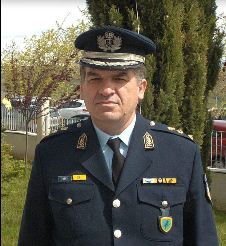 Ανακοινώνεται ότι τοποθετήθηκε ως Περιφερειακός Συντονιστής Αλλοδαπών Δυτικής Μακεδονίας, ο Αστυνομικός Υποδιευθυντής Χαράλαμπος Θεοχάρης του Παναγιώτη