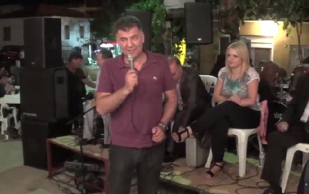 video: Στο πανηγύρι της Σαρακίνας ο αντιπεριφερειάρχης Γρεβενών Βαγγέλης Σημανδράκος