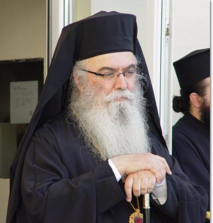 O Μητροπολίτης Καστοριάς και τοποτηρητής της Μητρόπολης Γρεβενών κ.κ. Σεραφείμ  θα πραγματοποιήσει Θεία Λειτουργία  στην Παναγία Σπηλαίου Γρεβενών