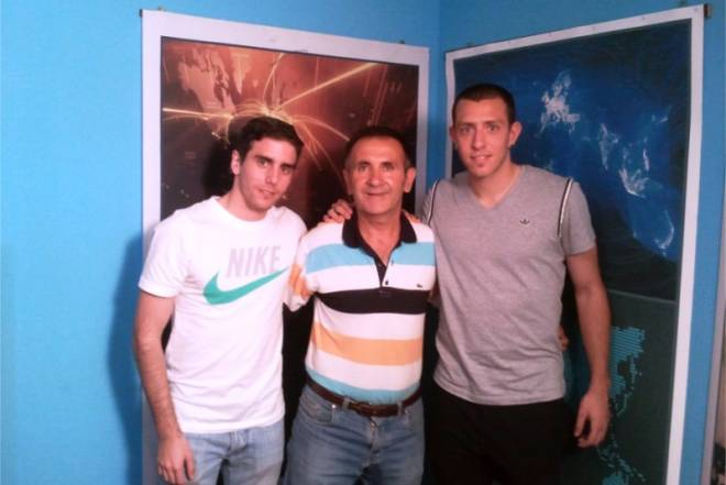 Πυρσός Γρεβενών: Έφτασαν οι Αργεντινοί!