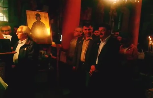 video:  Στις πολιτιστικές εκδηλώσεις στο Μοναχίτι Γρεβενών παρευρέθη ο αντιπεριφερειάρχης Γρεβενών Βαγγέλης Σημανδράκος και ο Δήμαρχος Γρεβενών Γιώργος Δασταμάνης