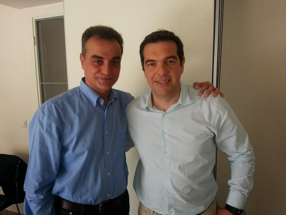 Tι συζήτησαν Καρυπίδης – Τσίπρας στη Θεσσαλονίκη, μετά την ομιλία του προέδρου του ΣΥΡΙΖΑ στη ΔΕΘ