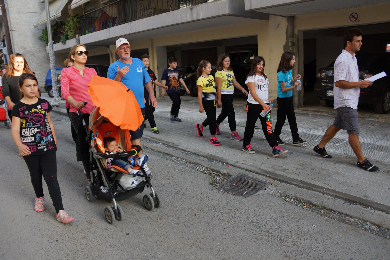 Δήμος Γρεβενών: Πεζοπορία στους δρόμους της πόλης μας σε συνεργασία με το Σύλλογο Δρομέων Υγείας