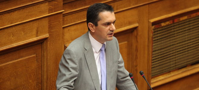 Γιώργος Κασαπίδης : Τριτοκοσμικά φαινόμενα καταρροϊκού πυρετού στην Ελλάδα