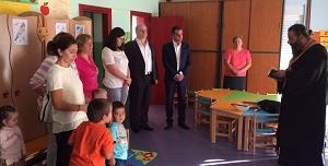 Στα ακριτικά σχολεία της Περιφέρειας  ο Περιφερειάρχης Δυτικής Μακεδονίας Θεόδωρος Καρυπίδης