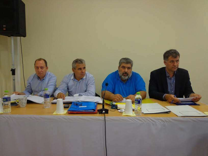 Τους εκπροσώπους για τη Γενική Συνέλευση της Ένωσης Περιφερειών Ελλάδος (ΕΝ.ΠΕ.), καθώς και τα μέλη της Επιτροπής Περιβάλλοντος Χωρικού Σχεδιασμού και Ανάπτυξης της Περιφέρειας, εξέλεξε το Περιφερειακό Συμβούλιο Δυτικής Μακεδονίας