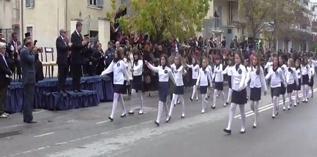Παρέλαση 28ης Οκτωβρίου στα Γρεβενά (Βίντεο)