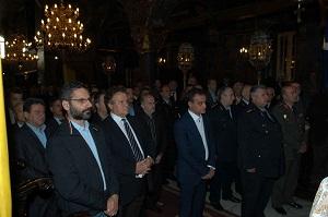 Η Αστυνομία γιόρτασε τον Άγιο Αρτέμιο
