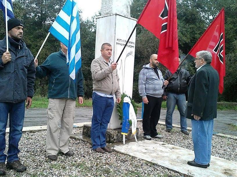 Τ.Ο. Φλώρινας: Τιμήσαμε τη μνήμη του Μακεδονομάχου καπετάν-Κώττα