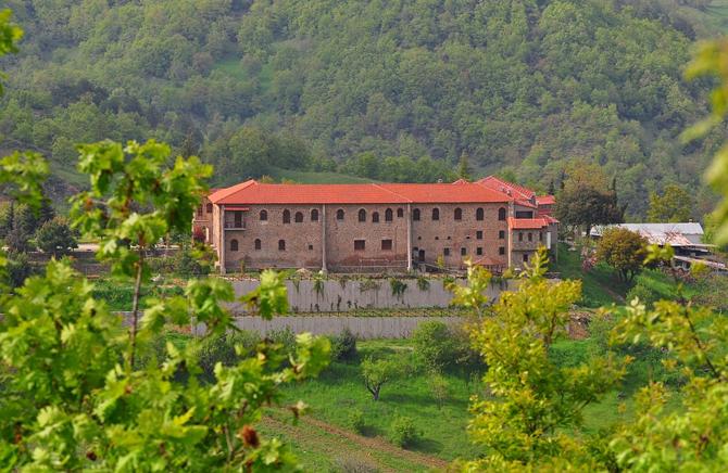 Ερυθρός Σταυρός Ν.Γρεβενών: Μονοήμερη εκδρομή στην Ιερά Μονή Σταγιάδων και στην Ιερά Μονή Χρυσινού
