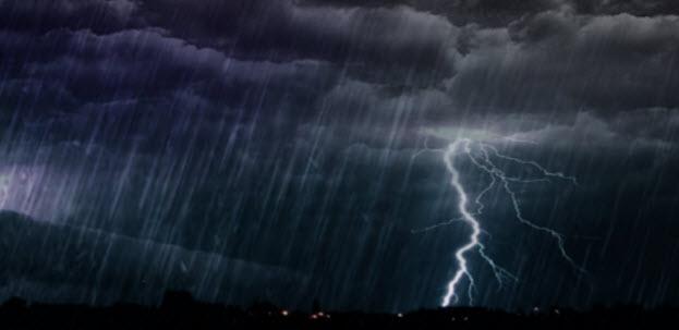 Έκτακτο Δελτίο Επιδείνωσης Καιρού στη Δυτική Μακεδονία ισχυρές βροχές και καταιγίδες