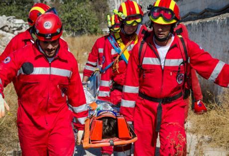 Το νέο Διοικητικό Συμβούλιο της Ελληνικής Ομάδας Διάσωσης