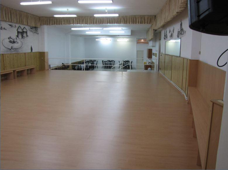 """Πρόσκληση στα εγκαίνια της ανακαινισμένης αίθουσας του χορευτικού Συλλόγου Γρεβενιωτών Κοζάνης """"ο Αιμιλιανός"""""""
