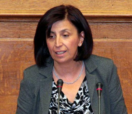 Δήλωση της Ευγενίας Ουζουνίδου Βουλευτή του ΣΥΡΙΖΑ Π.Ε Κοζάνης για την 41η επέτειο του Πολυτεχνείου