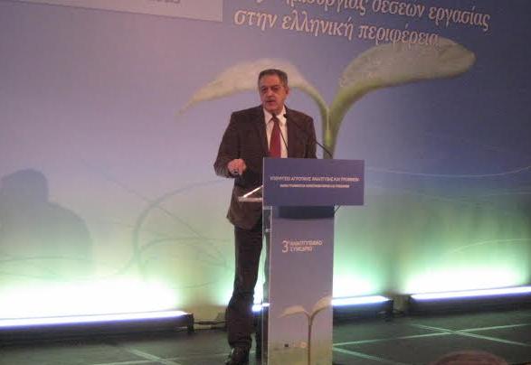 Π. Κουκουλόπουλος: «Να προχωρήσουμε σε ριζική αποκέντρωση στα προγράμματα αγροτικής ανάπτυξης για να στηρίξουμε όλοι μαζί την αγροτιά και την πατρίδα»