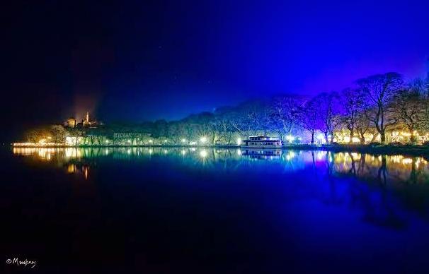 Τα Γιάννενα πρωτοπορούν με το πρώτο Light Festival στην Ελλάδα