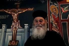 Ο π. Γερβάσιος στο Γενικό Κατάστημα Κράτησης Γρεβενών